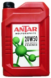 Huile Moteur Essence ANTAR MOLYGRAPHITE 15W40  2L