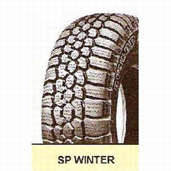 Pneu Neige 135R13 69Q DUNLOP SP WINTER  LOT DE 3