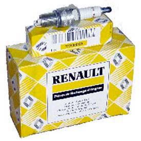BOUGIE D'ALLUMAGE RENAULT 7701366539