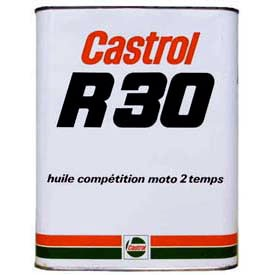 Huile Moteur Ricin CASTROL R30  2L