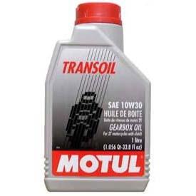 Huile Boite Moto MOTUL TRANSOIL 10W30  1L