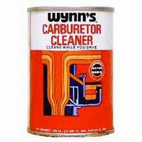 Nettoyant carburateur Wynn's Carburator Cleaner