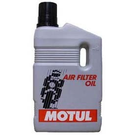 Huile Filtre Air Mousse MOTUL AIR FILTER OIL  1L