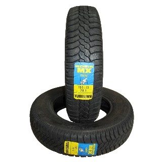 Pneu 155R13 MICHELIN MX