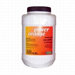 Savon Microbilles POWER ORANGE  4,5L