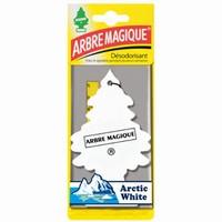 Désodorisant ARBRE MAGIQUE ARTIC WHITE
