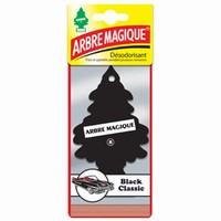 Désodorisant ARBRE MAGIQUE BLACK CLASSIC
