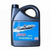 Huile Moteur Hors-Bord AVIA Outboard 4T 10W40  5 litres