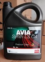 Huile Moteur Essence Diesel AVIA SYNTH 5W30 C4  5L