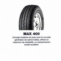 Pneu 185R15C UNIROYAL MAX 400  LOT DE 2