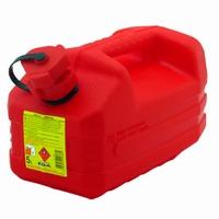 Jerrican Plastique 5L Rouge