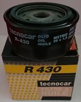 Filtre à huile Renault R5 Alpine Turbo 1400 Tecnocar R430