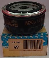 Filtre à huile Renault R5 Alpine Turbo 1400 Purflux LS590