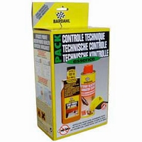 Pack contrôle technique essence BARDAHL
