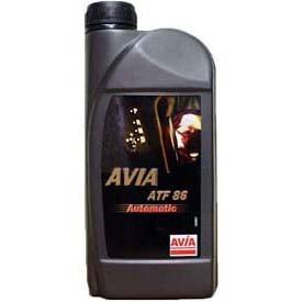 Huile Boite Automatique Direction Assistée AVIA FLUID ATF 86  1L