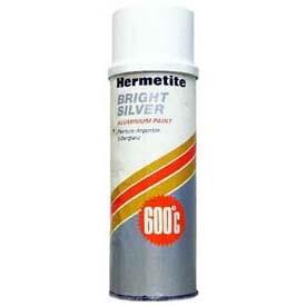 PEINTURE HAUTE TEMPERATURE 600°C HERMETITE  340ML