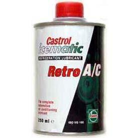Huile Climatisation CASTROL ICEMATIC RETRO AC  250ML