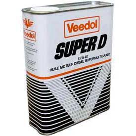 VEEDOL SUPER D 15W40  2L