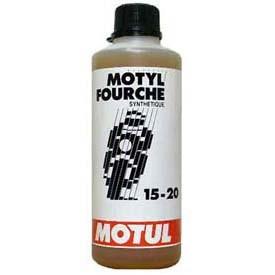 Huile Fourche Moto MOTUL MOTYL FOURCHE 15-20  500ML