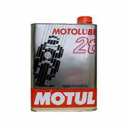 Huile Moteur 2 Temps Motul Motolube 2T  2L