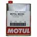 Huile Moteur Modélisme MOTUL MICRO 2T  2 litres