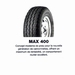 Pneu 185R15C UNIROYAL MAX 400 LOT DE 2